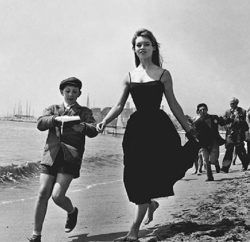 The Cannes Film Festival icons
