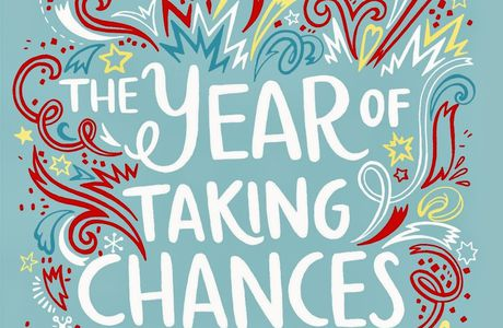 The year of taking chances par Lucy DIAMOND