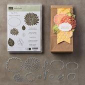 Stylish Stems Framelits Dies by Stampin' Up!