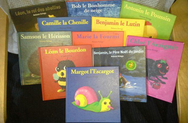 [Papathèque] À la découverte des Drôles de Petites Bêtes, d'Antoon Krings (éditions Gallimard Jeunesse)