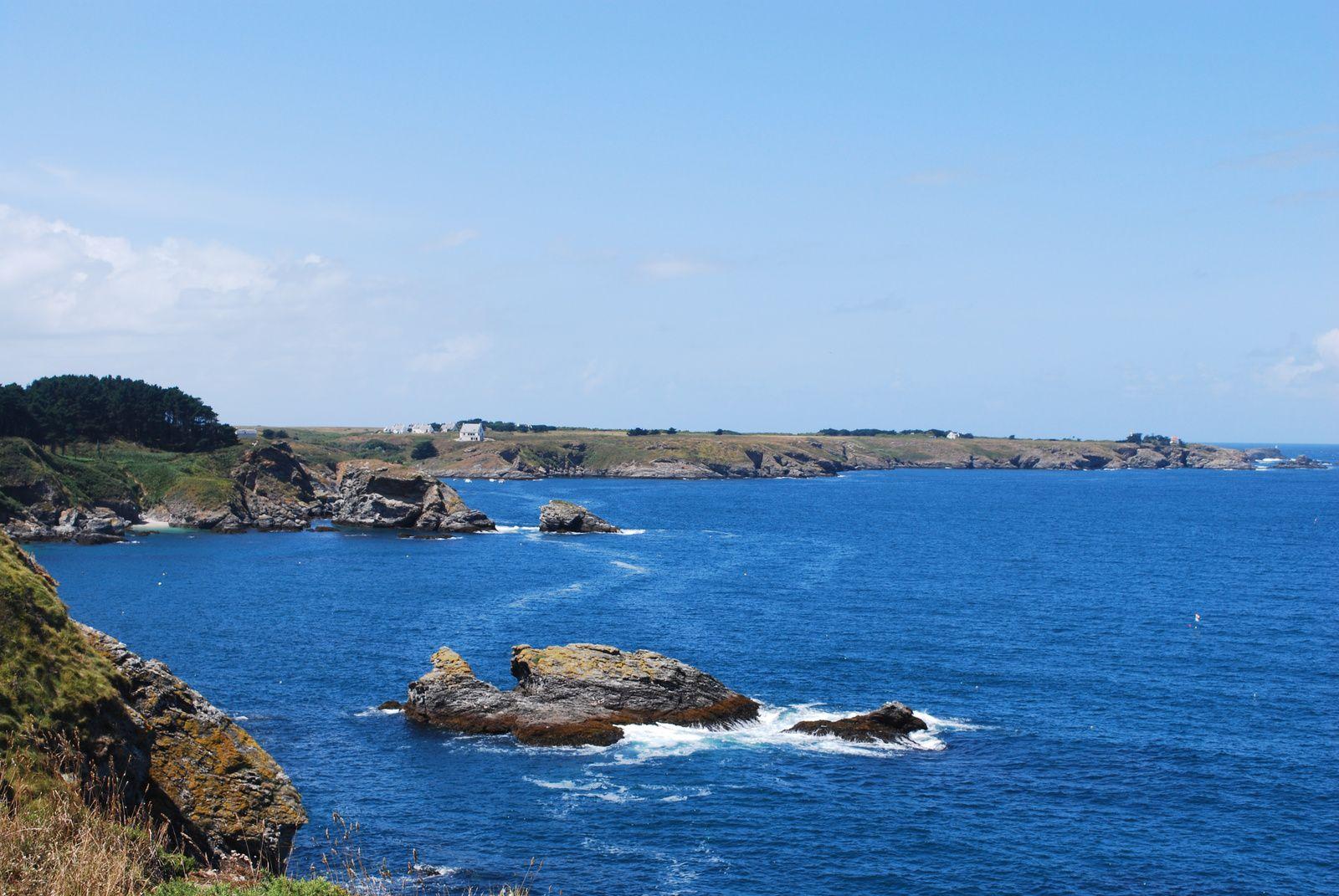 Belle-île en mer / 2009 / Il est 8h51, nous sommes le 5 Mars 2021