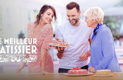 """""""50 nuances plus crème"""" pour la huitième soirée de la saison 9 du """"Meilleur Pâtissier"""" ce soir sur M6"""