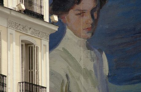 Madrid commemora Joaquin Sorolla