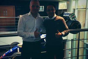 Felipe Massa remplace Pastor Maldonado chez Williams