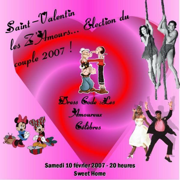 Album - Saint-Valentin