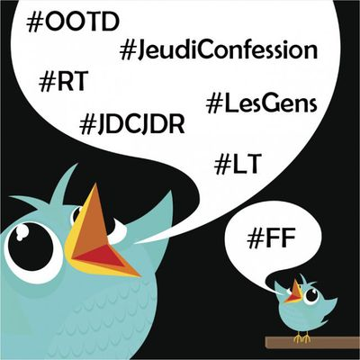Le langage de Twitter