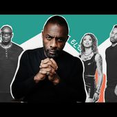 Idris Elba & Inner City feat. Steffanie Christi'an - No More Looking Back (Official Video)