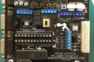 Supergun Gamer Pro - Retro Electronik