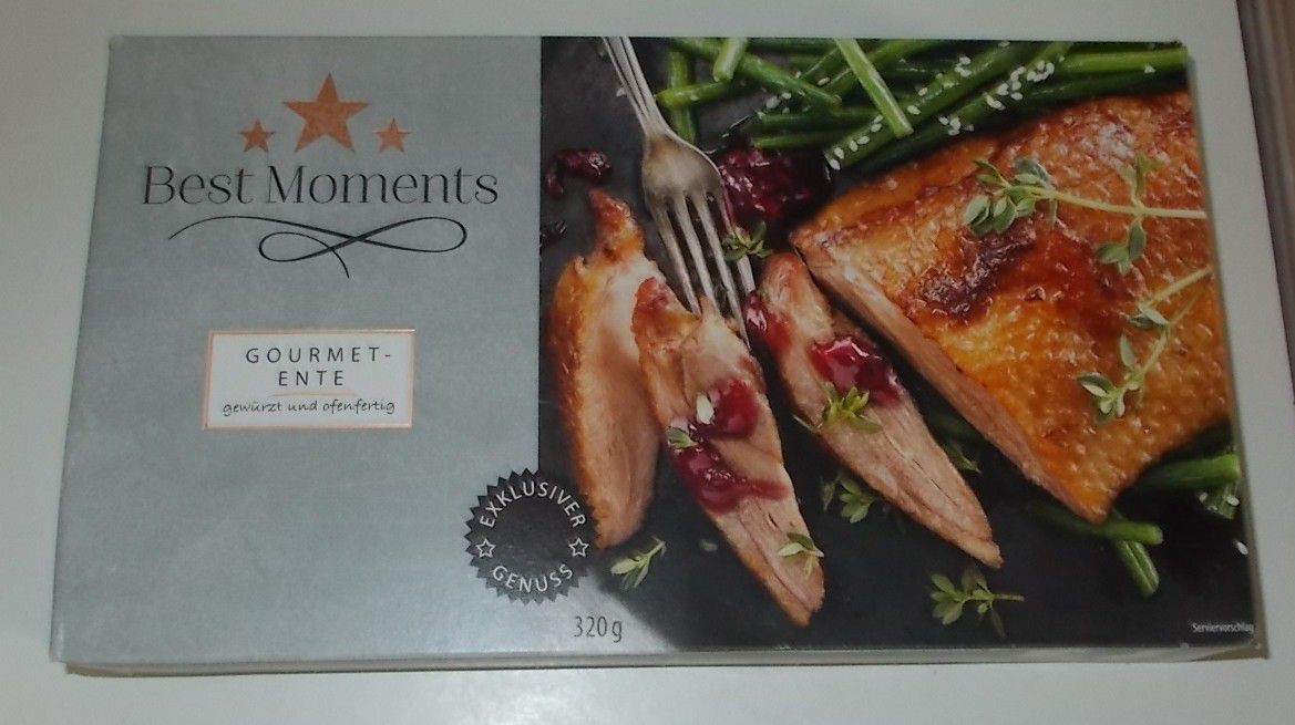 [Penny] Best Moments Gourmet-Ente