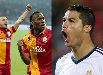le real Madrid s'approche d'avantage du titre