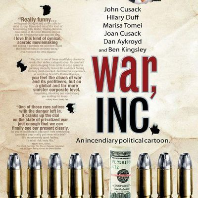 [MU] [DVDRiP] War, Inc.