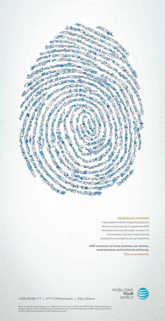 Opérateur mobile : La nouvelle campagne AT&T