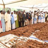 Génocide 1972 : CVR - Une messe organisée par les familles des victimes au Burundi -
