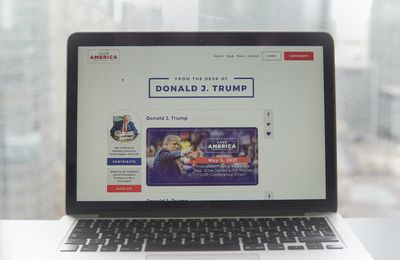 Make the blog great again : pourquoi la plateforme de Trump a fait un flop ?
