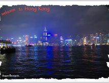 Etonnante Hong Kong