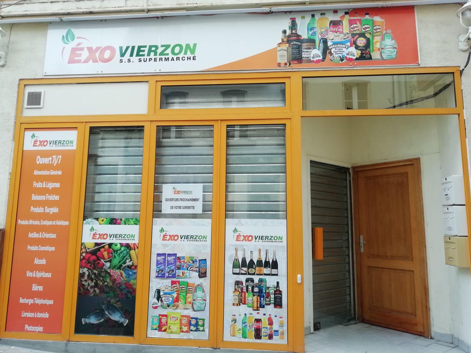 Un mini-supermarché rue Joffre ouvre le 5 mars