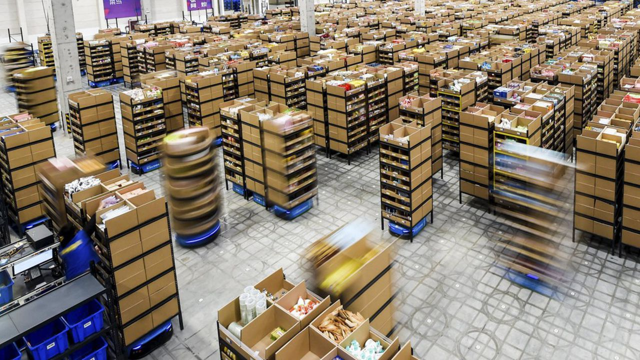 E-commerce : les Etats-Unis vont manquer d'entrepôts pour le retour de commandes