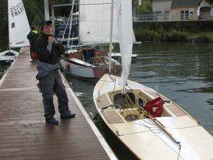 Préparation des bateaux
