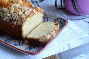 Cake au yaourt citron farine d'épeautre