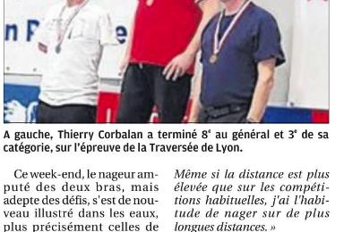 Article Corse matin du 23 janvier 2020
