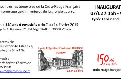 Evènement Croix-Rouge à Voiron