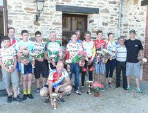 Championnat Régional Limousin UFOLEP de Contre la Montre