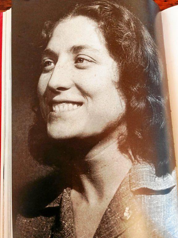 Marguerite Caudan, juste après-guerre à Paris, à l'âge de 25 ans (Photo Collection Margot Caudan)