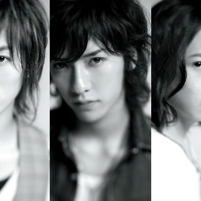 W-inds pour l'Absolutelyvision 8 !!