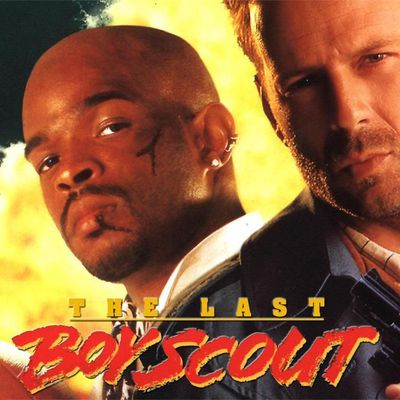 The Last Boy Scout - Tony Scott