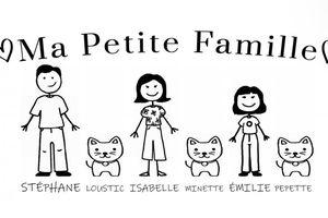 MA PETITE FAMILLE avec divyno