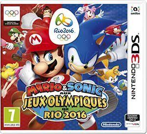 Mario And Sonic Aux Jeux Olympiques sur #WIIU #3DS !