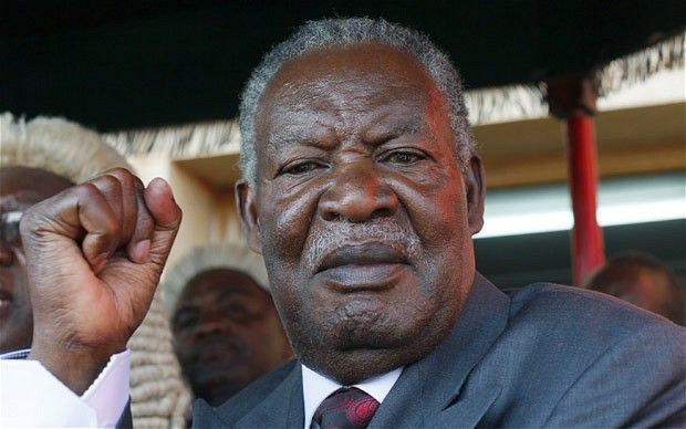 The President of Zambia Dies at 77