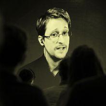 Interview d'Edward Snowden