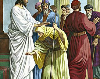Evangile du Lundi 25 Octobre « Toute la foule était dans la joie » (Lc 13, 10-17) #parti2zero