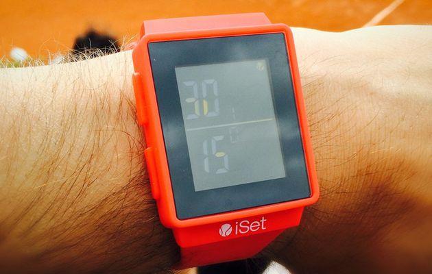iSetWatch : jeu, set et montre !