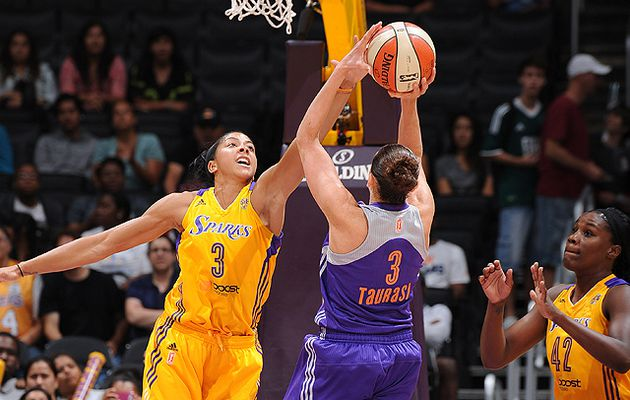 Los Angeles battu par Phoenix, tandis que Chicago s'impose avec autorité face au New York Liberty
