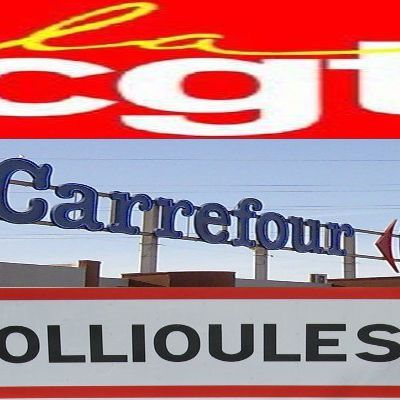 CGT CARREFOUR OLLIOULES