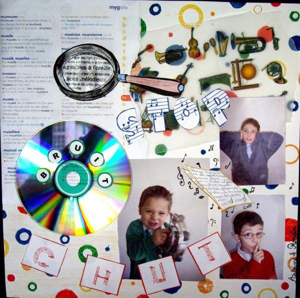 Album - Pages-a-Flo