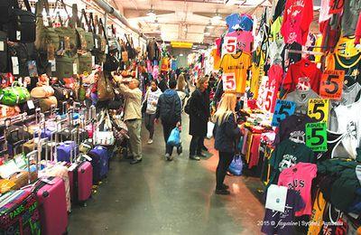 Paddy's market, la caverne d'Ali Baba de Sydney !