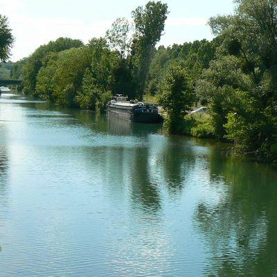 Canal de Chalifert: : promenade entre Esbly et Condé Ste Libiaire