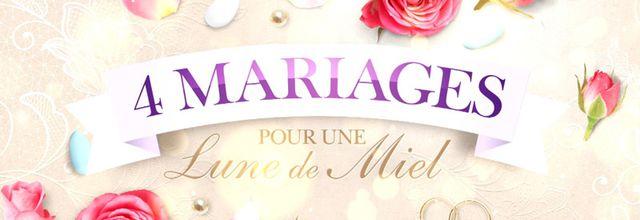 """Christophe, Anne-Laure, Vanessa et Marlène s'affrontent cette semaine dans """"4 mariages pour 1 lune de miel"""" sur TF1 (vidéo)"""