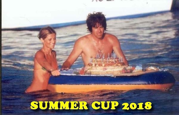 SUMMER CUP 2018 - GROUPE E