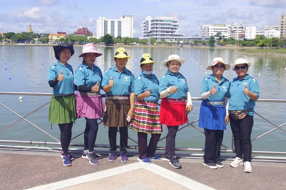 Udonthani: Du 24 au 27 septembre 2020.  Course de pirogues sur le lac Nong Prajak.