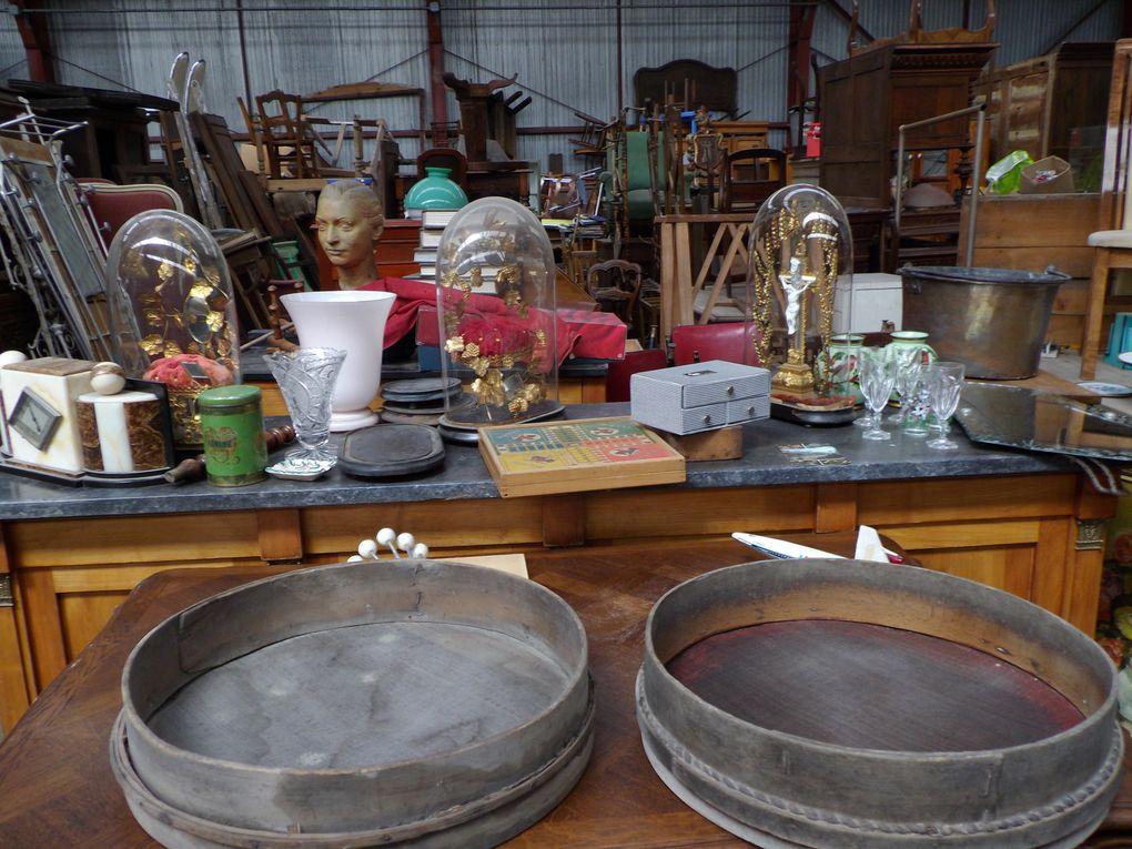 Photos de l'ensemble du village d'antiquités brocante de SAINT ANDRE LEZ LILLE