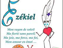 Ezékiel