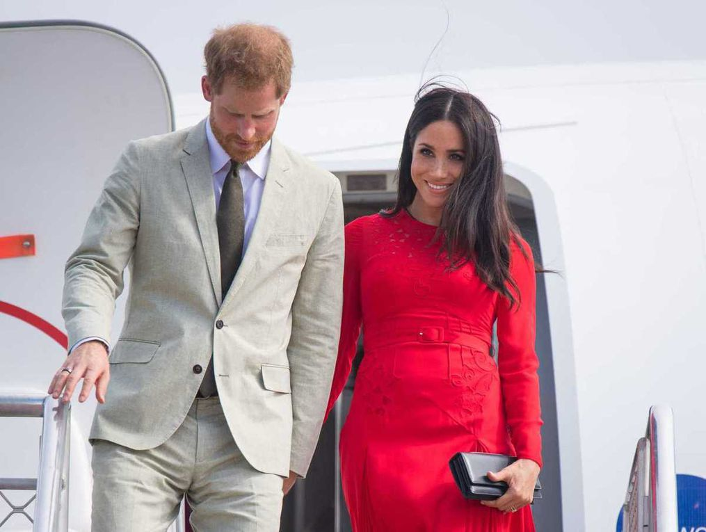 Grossesse: Top look de Meghan Markle