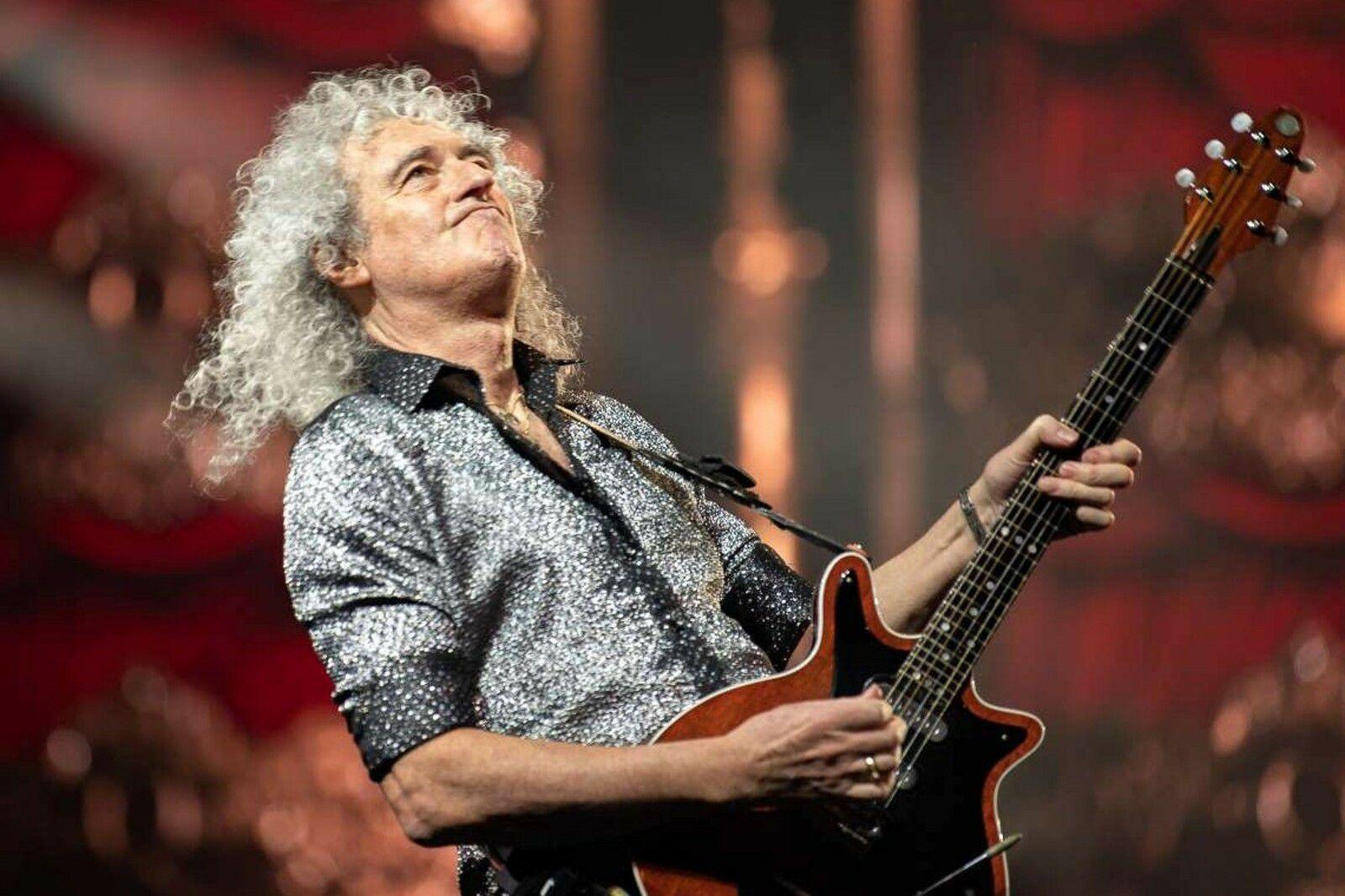 Brian May avoue avoir envisagé le suicide après la mort de Freddie Mercury