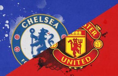 [Foot] Chelsea / Manchester United (Premier League) ce lundi sur RMC Sport 1 et Canal+Sport !