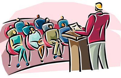 Les divers Congrès Départementaux