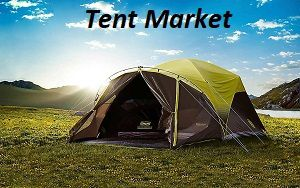 Tent Market Shares, Strategies and Forecasts Analysis and Overview 2022